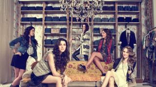 Inés del Hoyo, Gabriela Nasta, Silvana de la Vega, Laura Velarde e Inés Martín del Campo. Cada una eligió un look invernal de acuerdo a sus gustos y actividades planeadas para este fin de año.