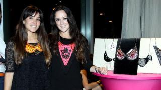 Paulina Villalpando y Ari Camacho diseñadoras de PAAR, presentaron 'The Muse'.
