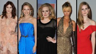 Londres se vistió de gala con la entrega de los Brit Awards; aquí les traemos los mejores looks de la alfombra roja.