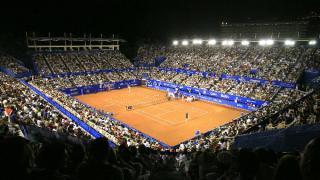 El Abierto mexicano de tenis, se ha convertido en una visita obligada para los tenistas más importantes del mundo.