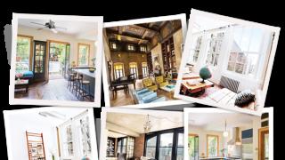Kirsten Dunst: Casual pero con estilo, es la mejor manera de describir el penthouse de Kirsten Dunst ubicado en SoHo.