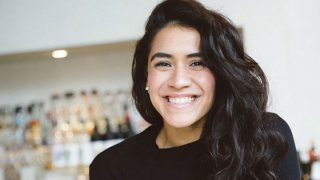 Daniela Soto Innes es la chef encargada de Cosme y Atla, restaurantes de Enrique Olvera en Nueva York.
