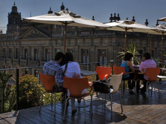 Las 5 cafeter as que hay que visitar en el centro for Cafe el jardin centro historico