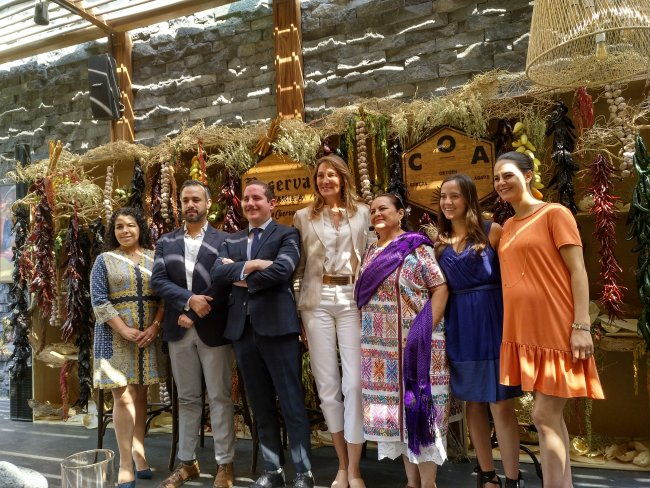 Festival de Cocina de Autor: COA de Tequila reserva de la Familia 2019
