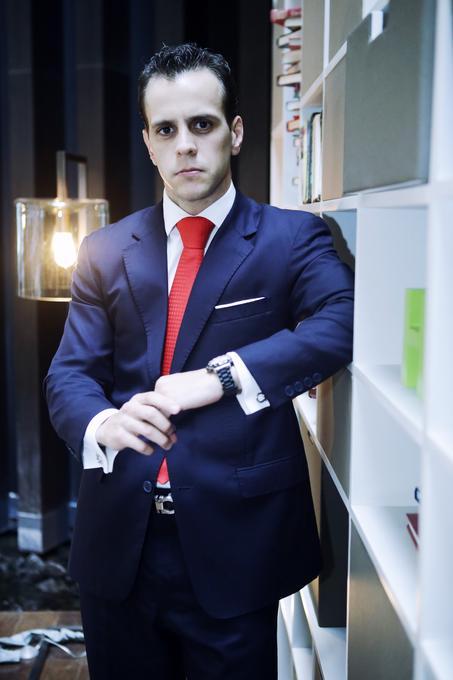 Alejandro Medina Mora e