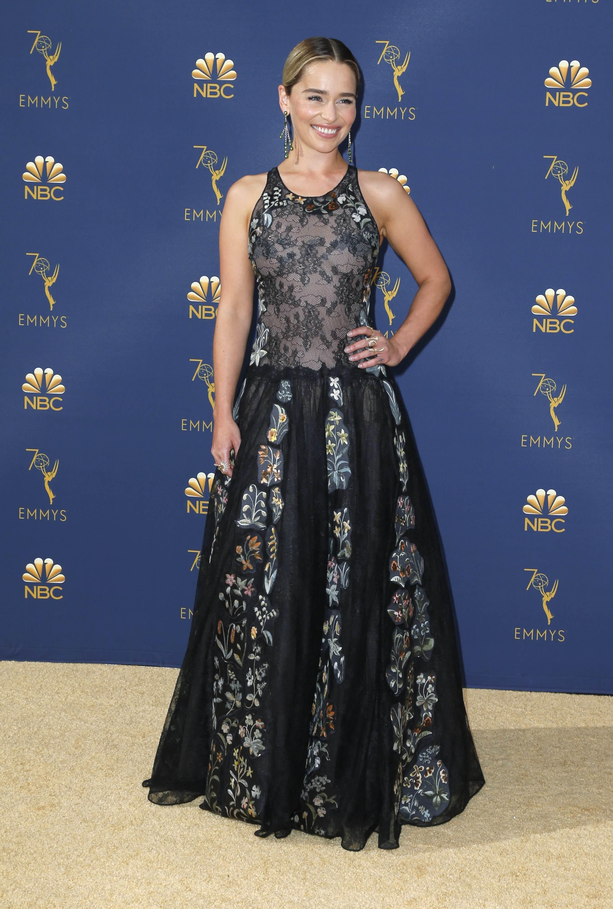 Emilia-Clarke-Emmys