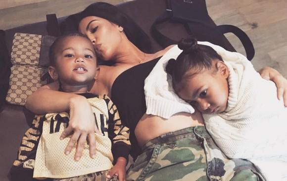 Kim-Kardashian-hijos