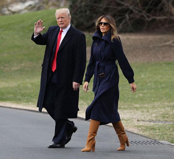 Melania-y-Donald-Trump