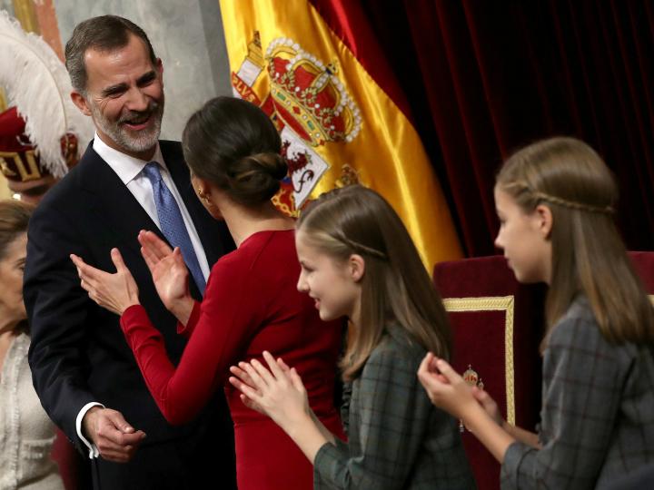 realeza-españa