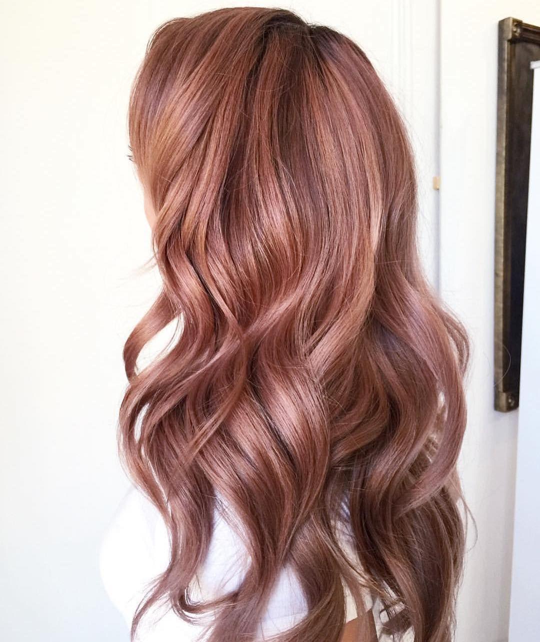 Rose-Brown