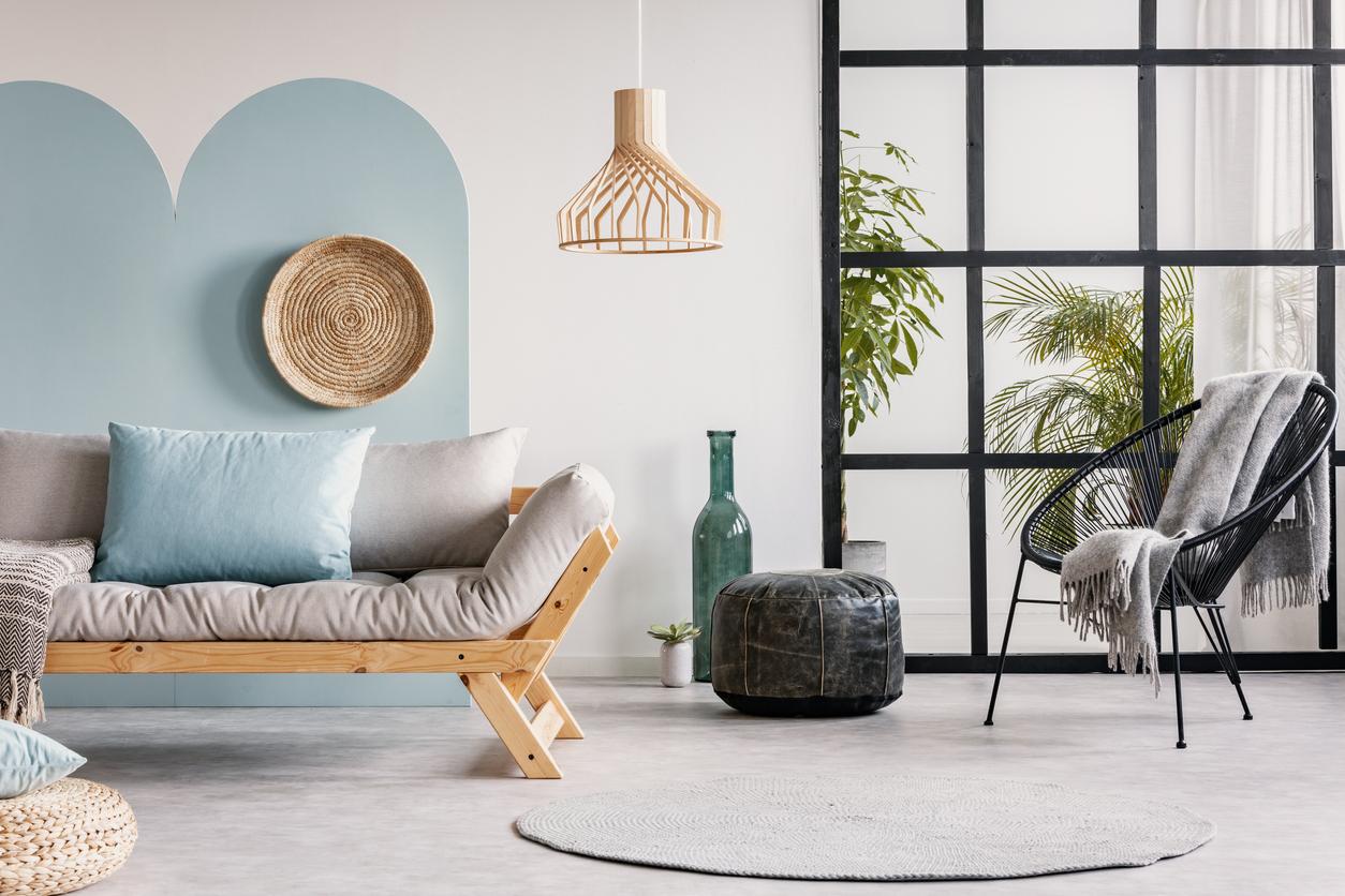 tendencia decoración salones 2021