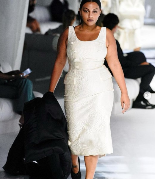 Zara elige a modelo plus size Paloma Elsesser | RSVPOnline